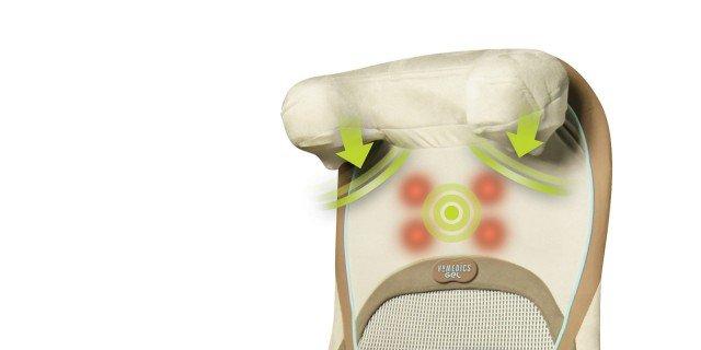 Una seduta speciale per il massaggio alla schiena