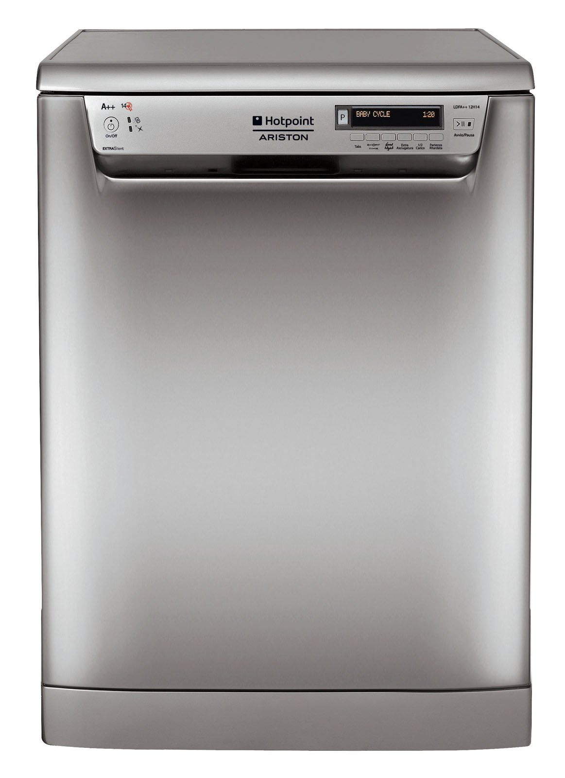 Lavaggio eco lavastoviglie whirlpool