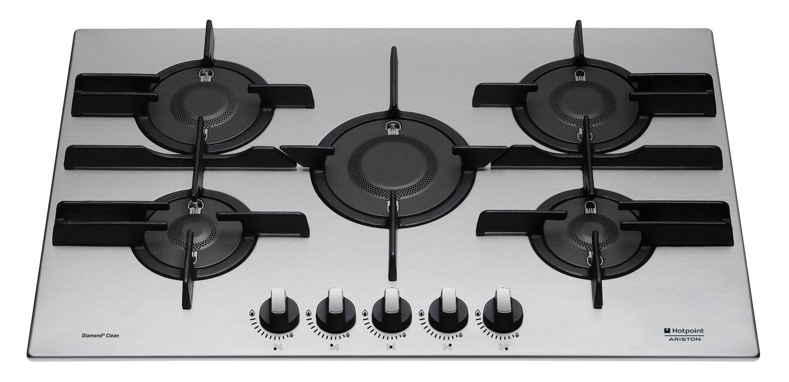 Piani cottura con o senza fiamma cose di casa for Piani di casa vivente della casa