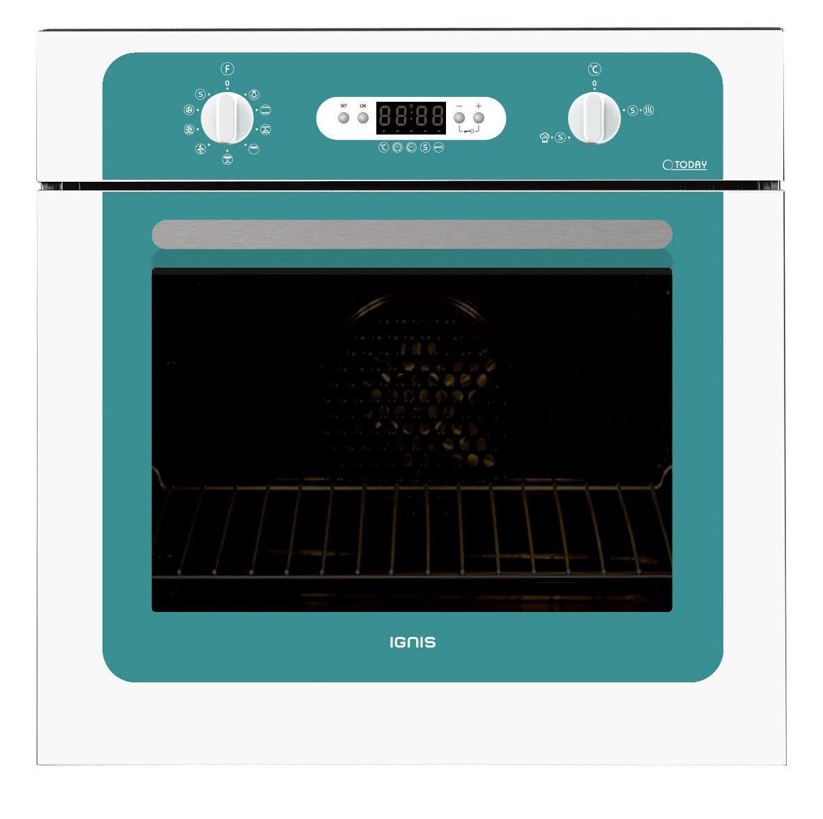 Forni multifunzione cotture differenziate e bassi consumi for Tempo cottura pizza forno ventilato