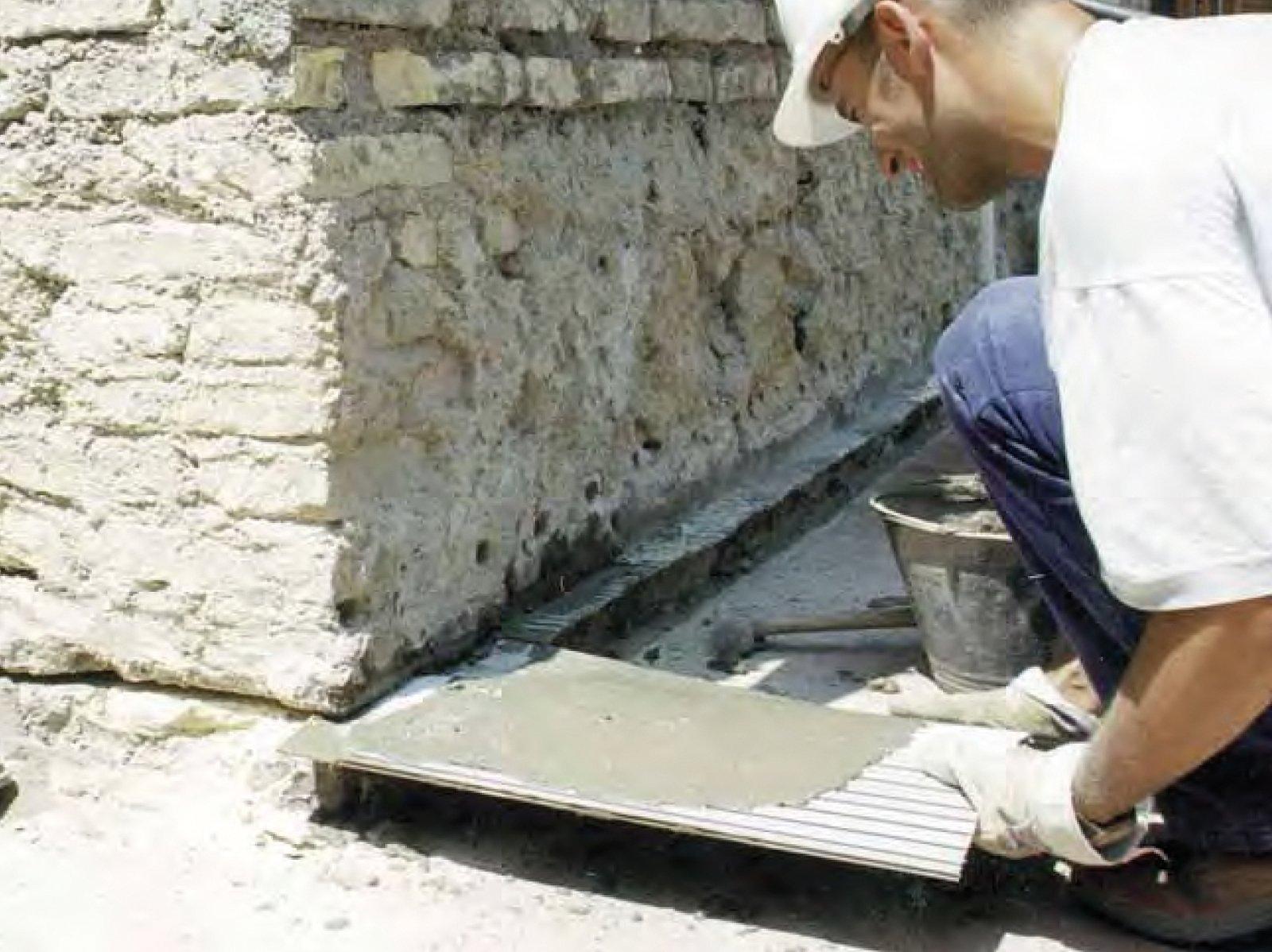 Muro Bagnato Cosa Fare l'umidità nei muri per risalita capillare: 3 modi di