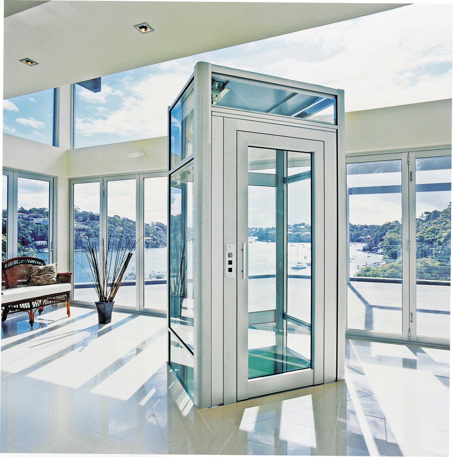 L 39 ascensore interno per il tuo appartamento cose di casa for Piani di casa porte cochere