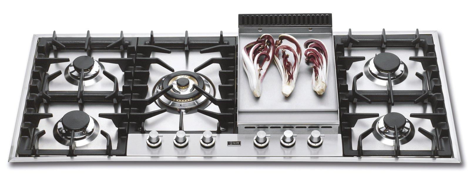 Piani cottura con o senza fiamma cose di casa for Fornelli a induzione consumi