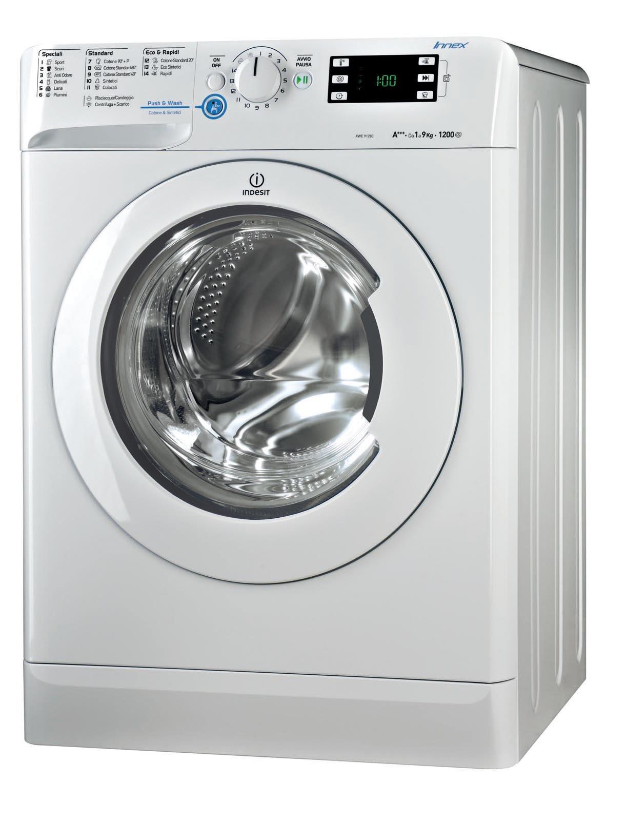 Lavatrici il modello giusto per ogni esigenza cose di casa - Modelli lavatrici ...