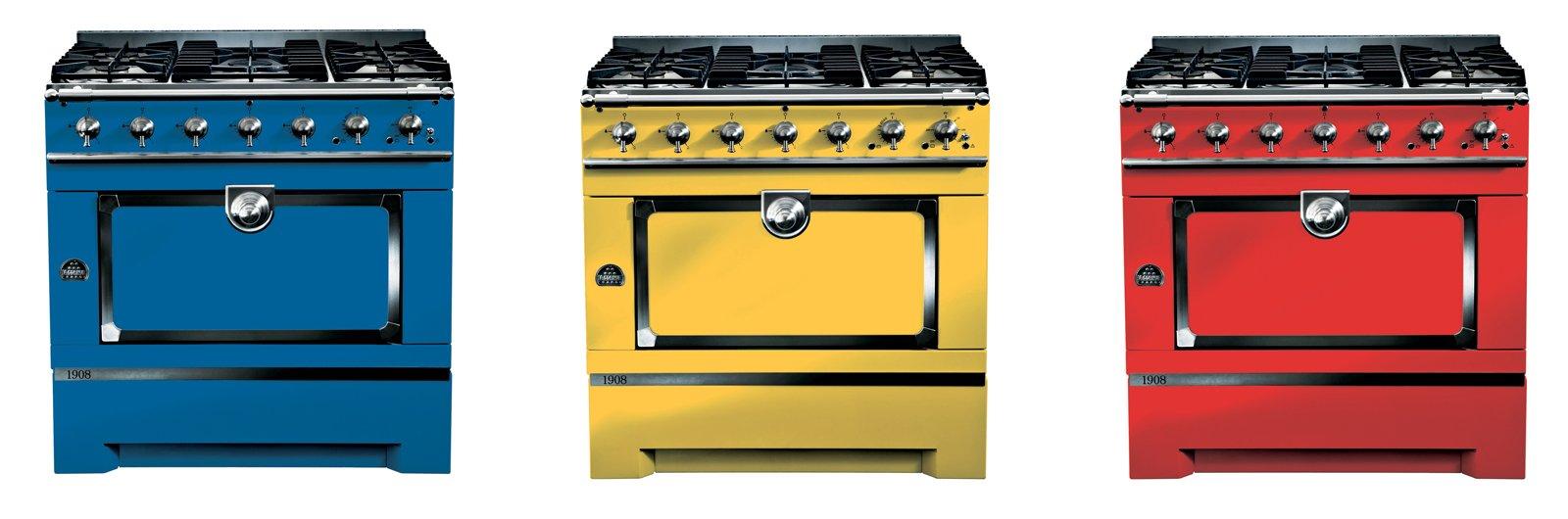 Cucina freestanding il blocco cottura cambia colore - Cucina con forno a gas ...