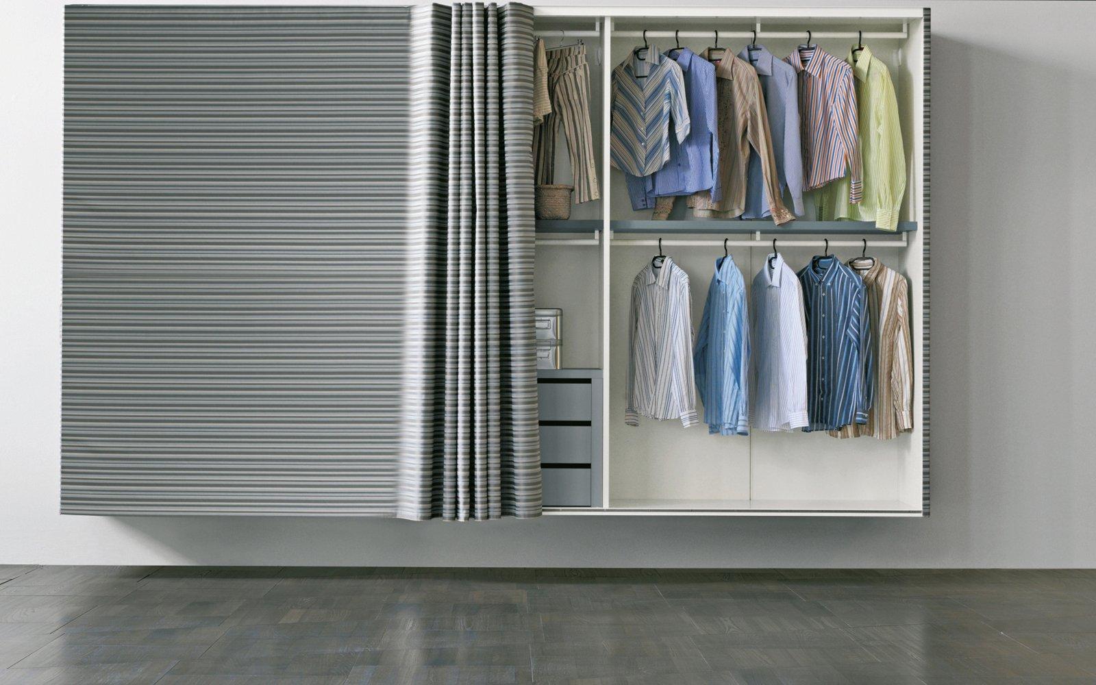 Armadi lo stile organizza lo spazio cose di casa for Armadio in tessuto