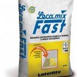 Lecamix Fast di Laterlite a base di argilla espansa è il massetto premiscelato leggero e isolante che permette di applicare il parquet dopo soli 7 giorni. Una confezione ha capacità di 26 litri. www.leca.it