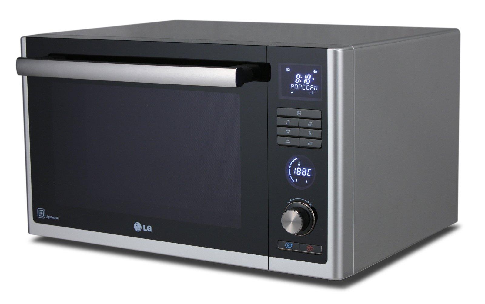 I forni a microonde piccoli rapidi e completi cose di casa - Forno microonde ventilato ...