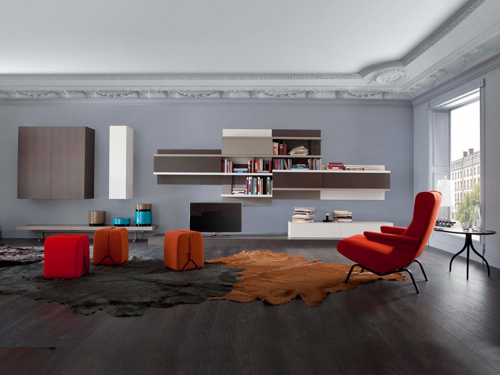 librerie e non solo un posto per tutto cose di casa. Black Bedroom Furniture Sets. Home Design Ideas