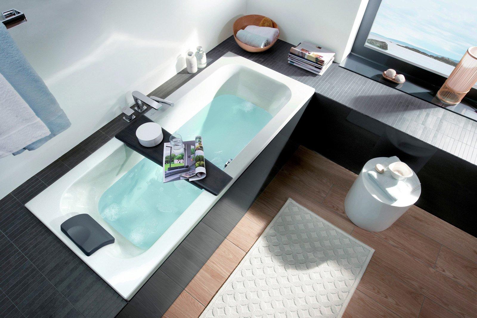 La vasca per valorizzare il bagno cose di casa for Vasca incasso