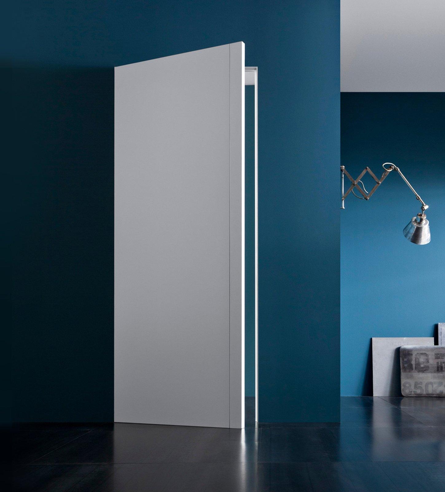 Porte e arredo i consigli su come abbinare stili e - Porte invisibili scorrevoli ...