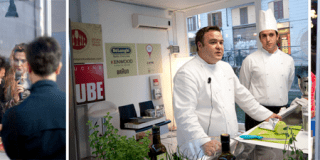 Cucine Lube: ultimi due giorni di Milano Food Week