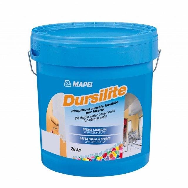 Si applica su superfici interne nuove, vecchie o già verniciate l'idropittura lavabile dall'effetto liscio, opaco e vellutato. Prezzo da rivenditore. Dursilite di Mapei