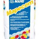 Mapecem di Mapei è il legante idraulico speciale per massetti che indurisce in poche ore ed asciuga in 24 ore; è commercializzato in sacchi da 20 kg. www.mapei.it