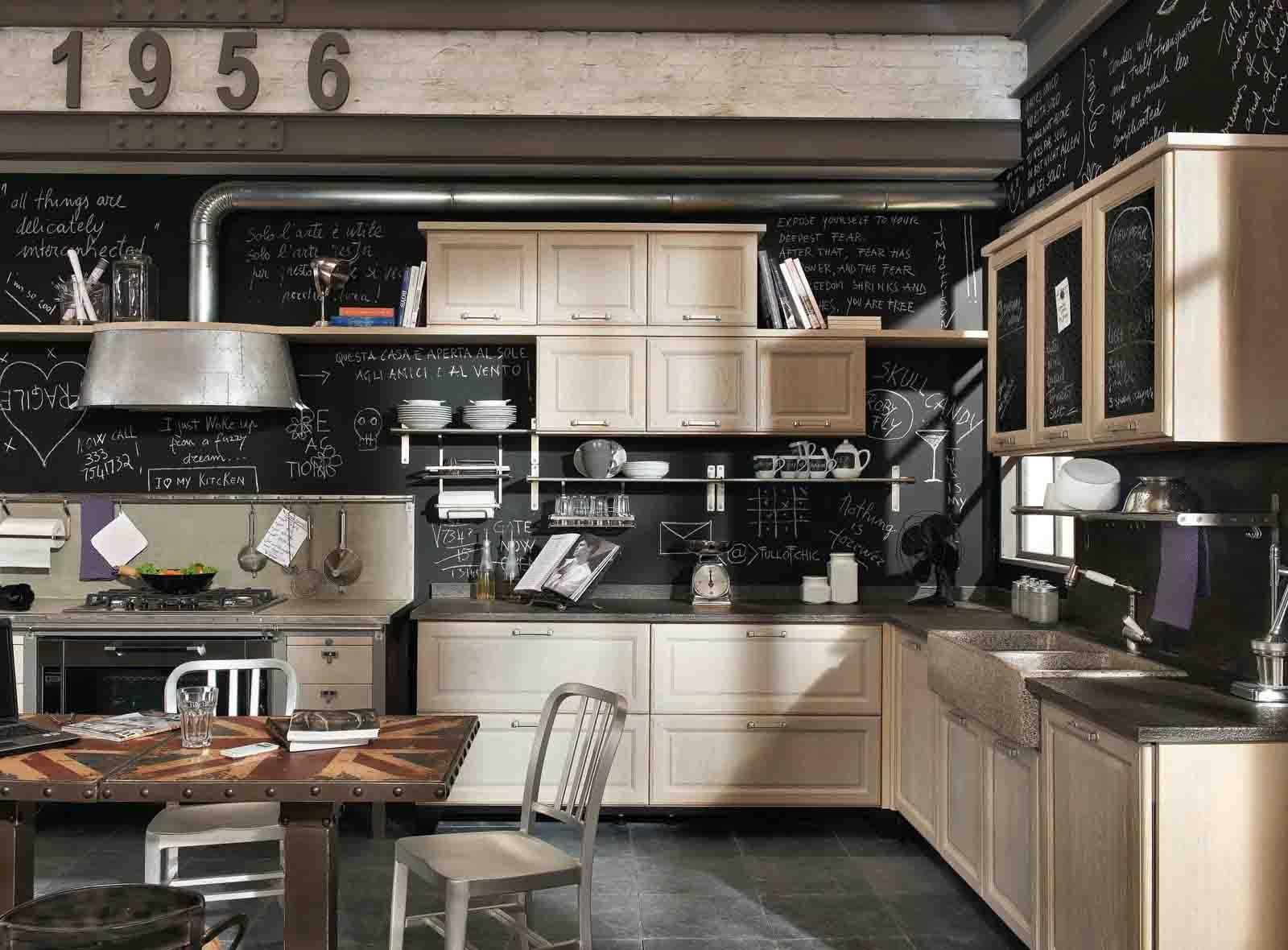 cucine country una scelta di stile - cose di casa - Marche Cucine Economiche