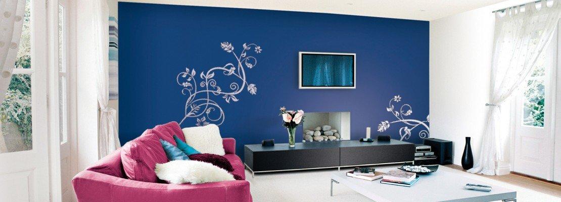 Vernici per rinnovare le pareti di casa - Cose di Casa