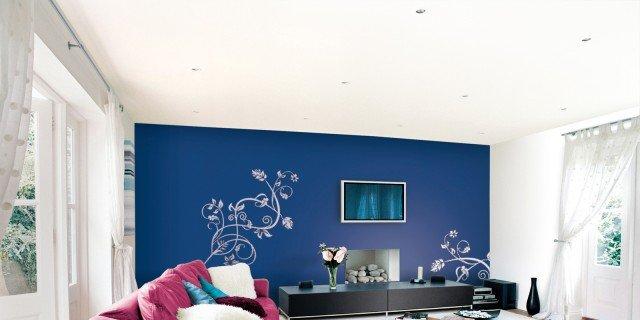 Vernici per rinnovare le pareti di casa cose di casa for Idee pittura casa