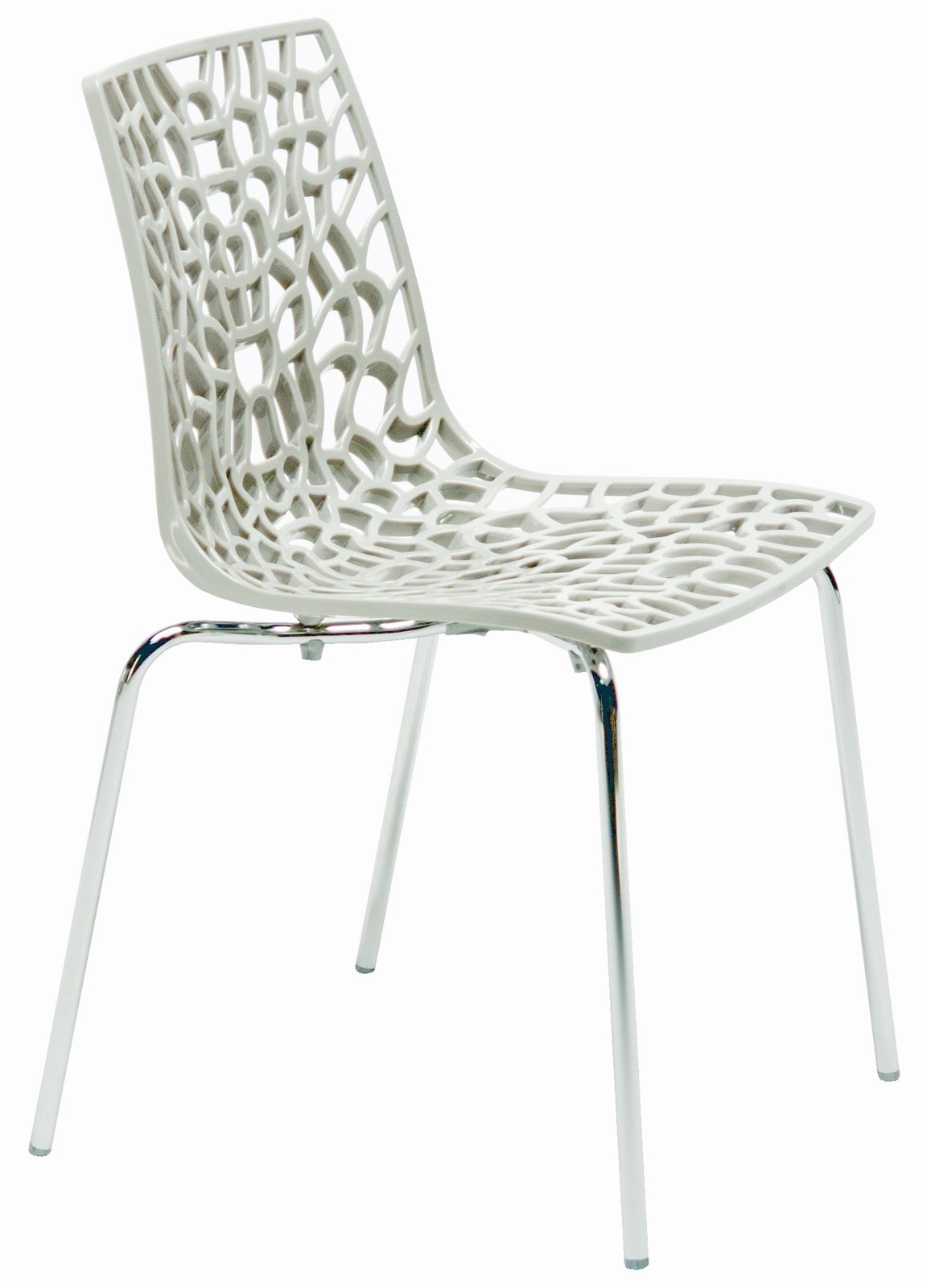 IN SOGGIORNO. Effetto Pizzo Per La Sedia Monoscocca Grove Di Forte  #5F4B3E 1152 1600 Sedie Cucina IKEA