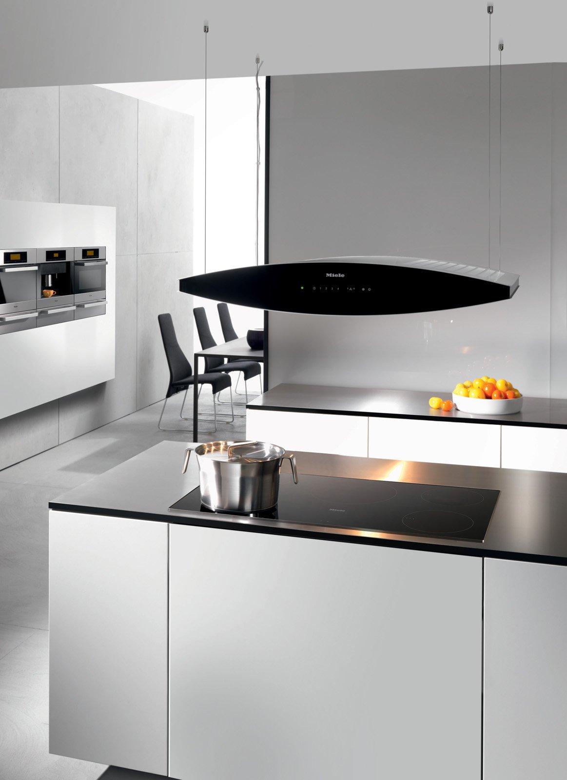 Cappe per la cucina cose di casa - Cappe per isola cucina ...