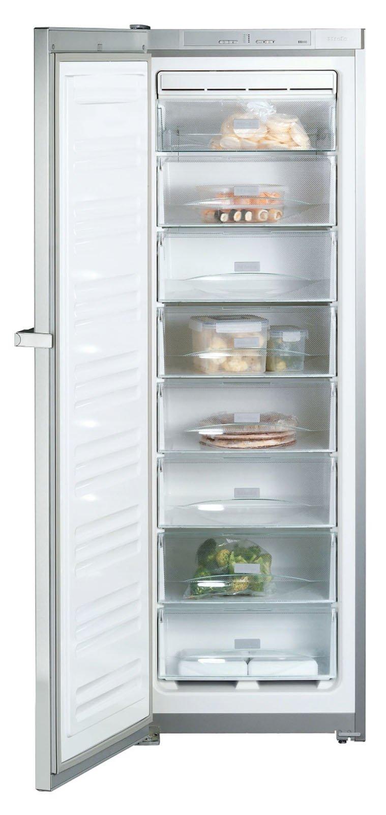 Congelatori da affiancare al frigo cose di casa for Congelatore verticale a