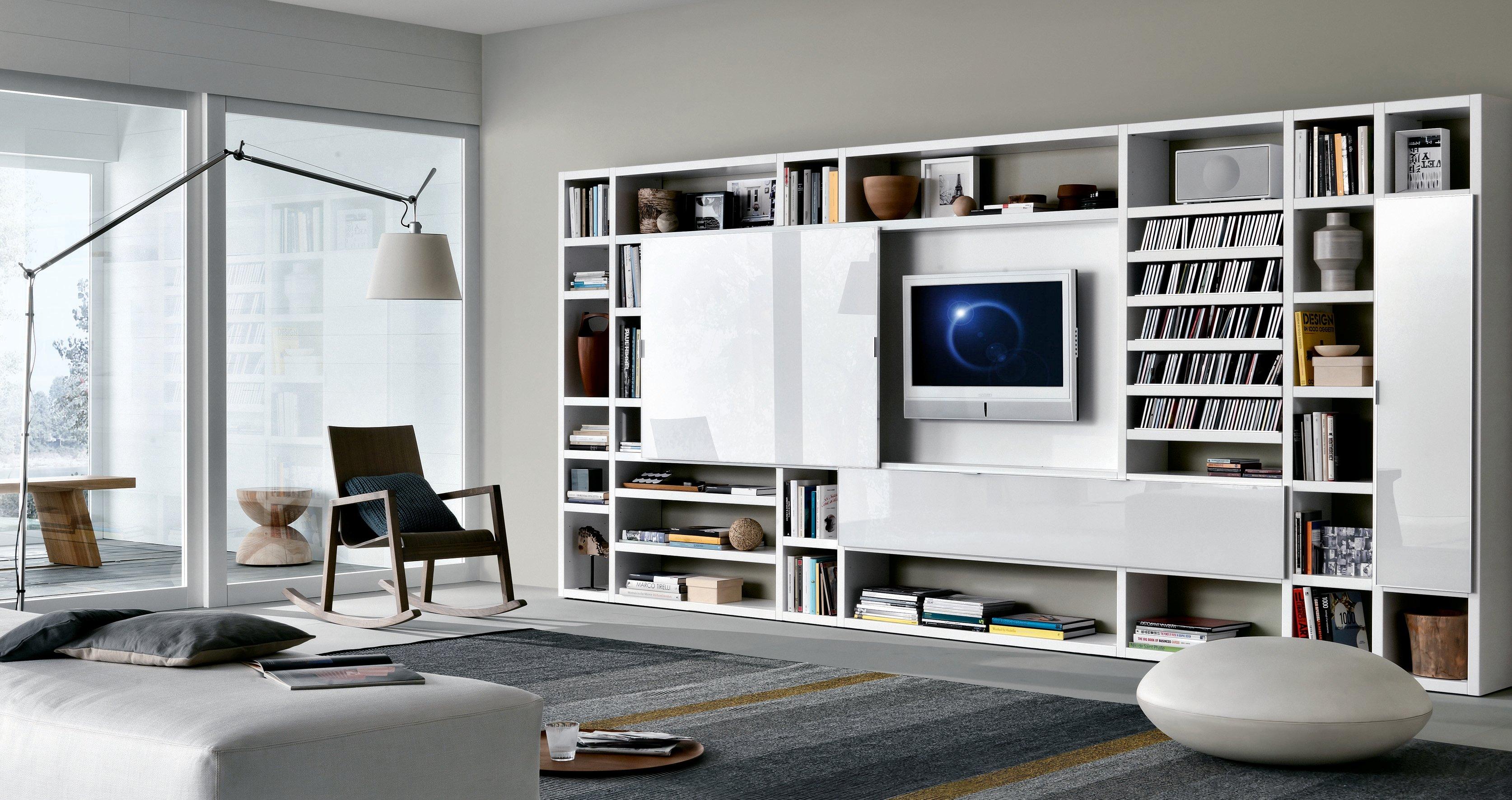 Librerie e non solo un posto per tutto cose di casa - Misura emme mobili ...