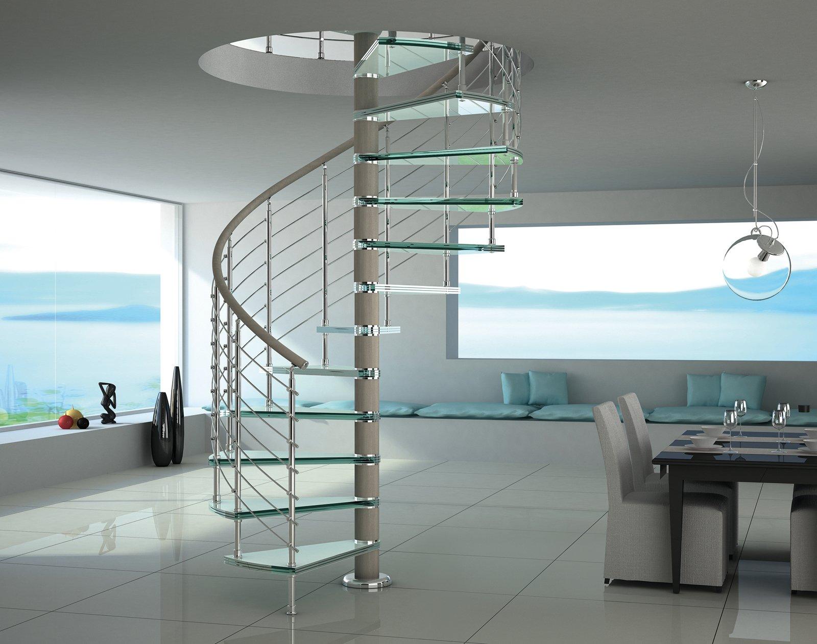Comprare una scala prefabbricata cose di casa for Comprare case moderne