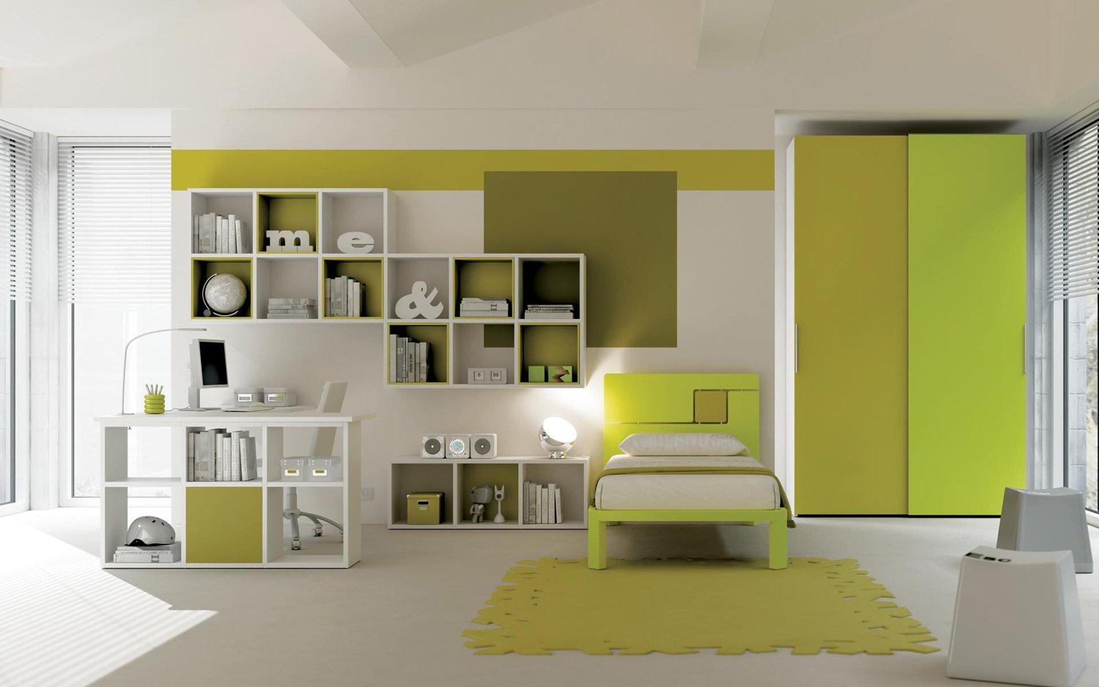 Camerette funzionalit a misura di bambino cose di casa for Piani di casa cabina con soppalco