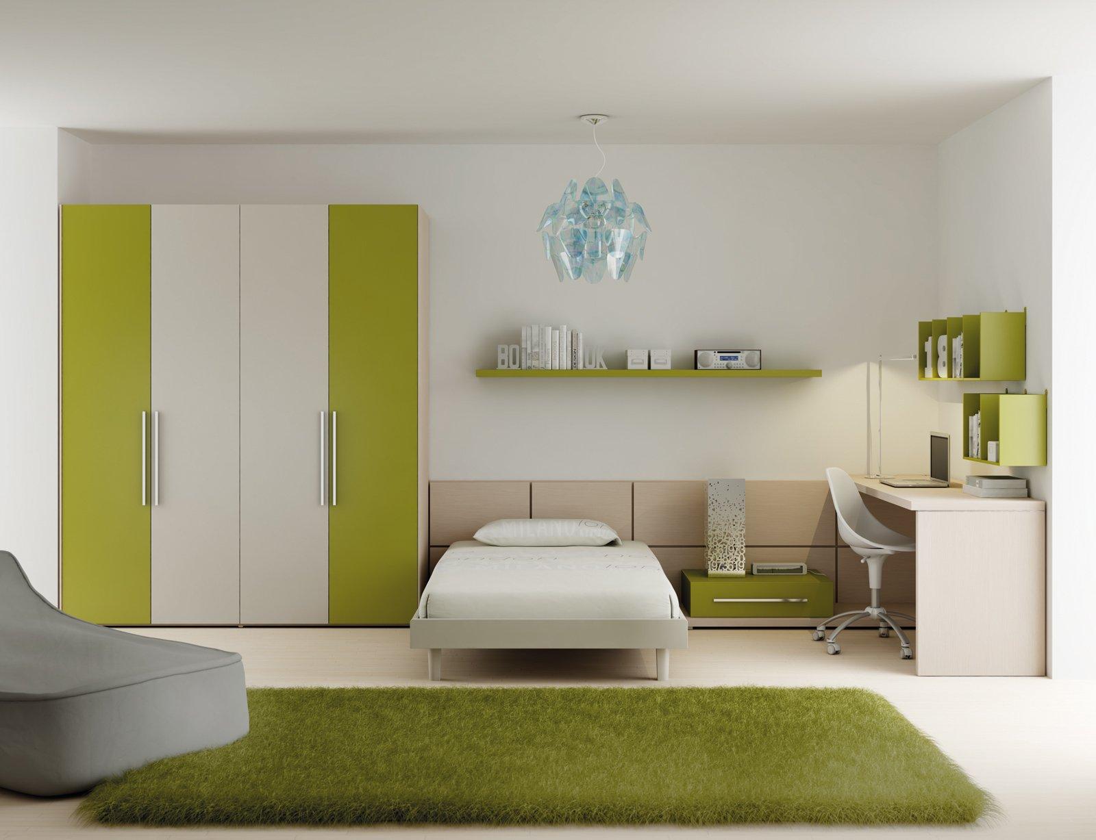 Camera da letto verde oliva: cucine color carta da zucchero aprile ...