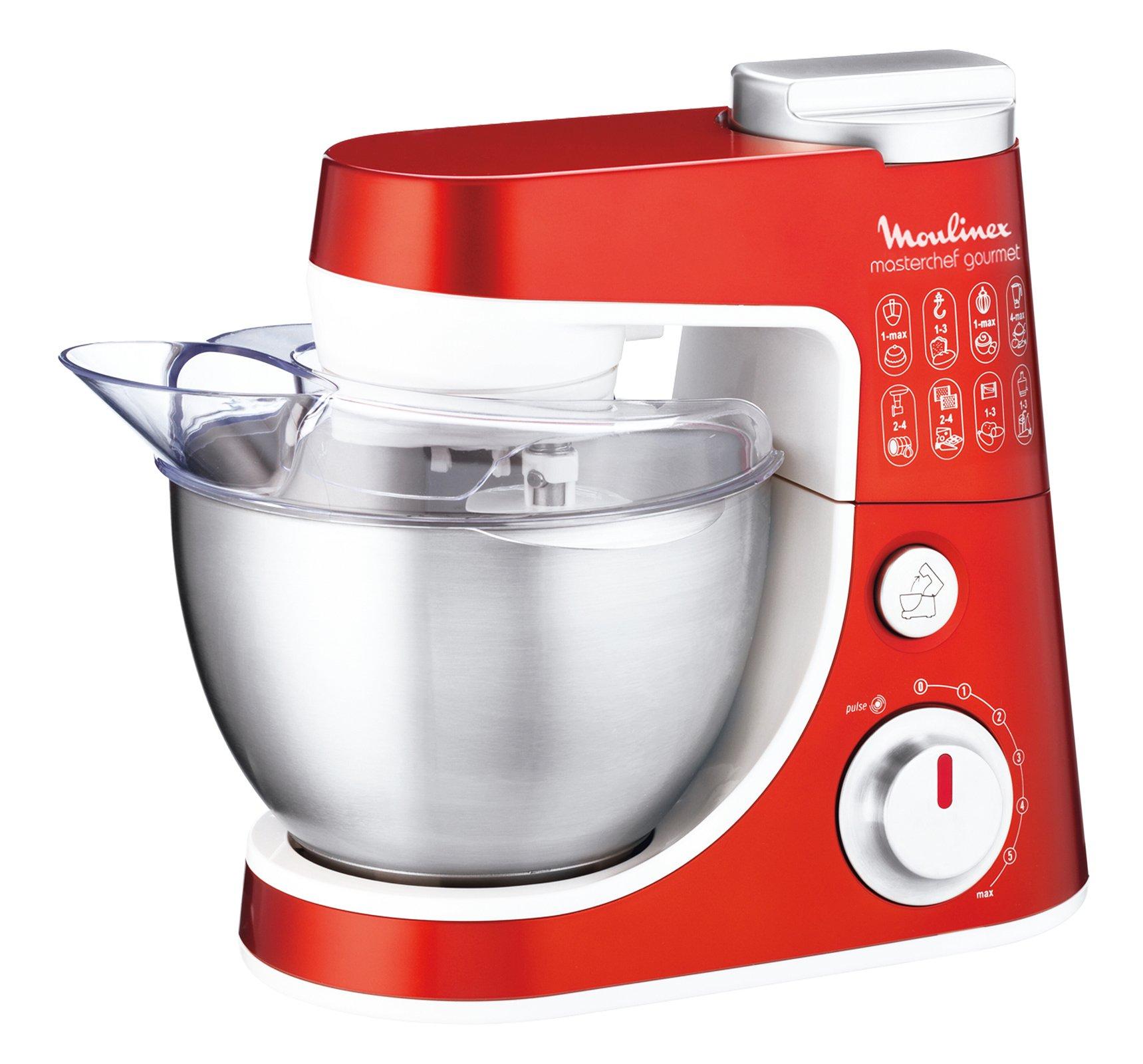 Piccoli elettrodomestici per la cucina tante funzioni in poco spazio cose di casa - Robot da cucina moulinex ...