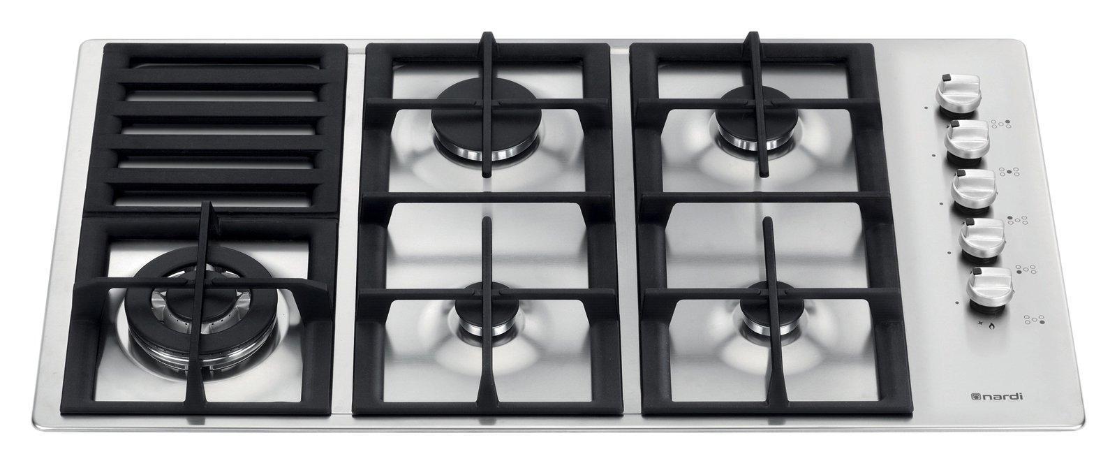 Piani cottura con o senza fiamma cose di casa for Piani di piano di soggiorno