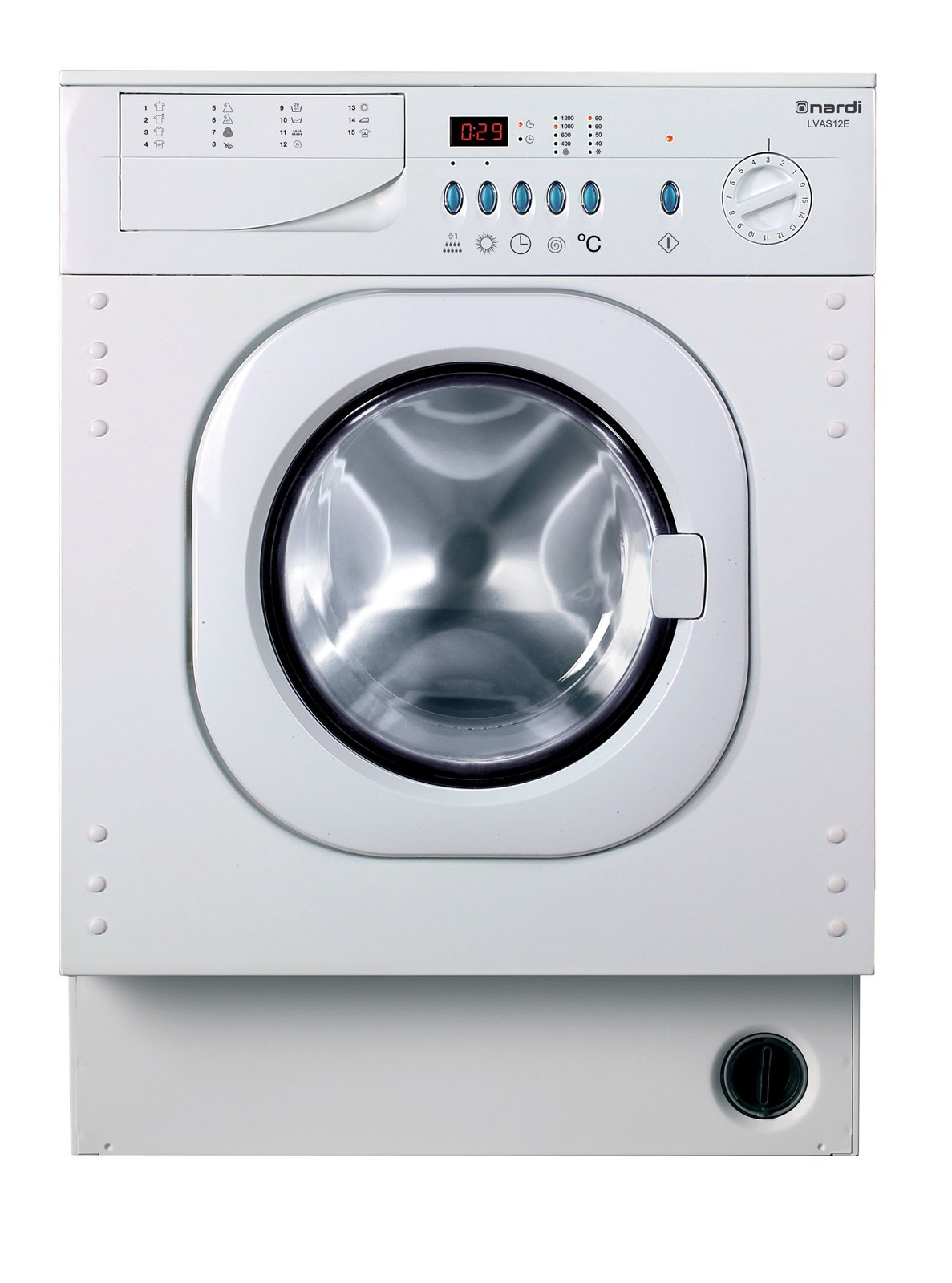 Lavatrici il modello giusto per ogni esigenza cose di casa - Lavatrice altezza 75 ...
