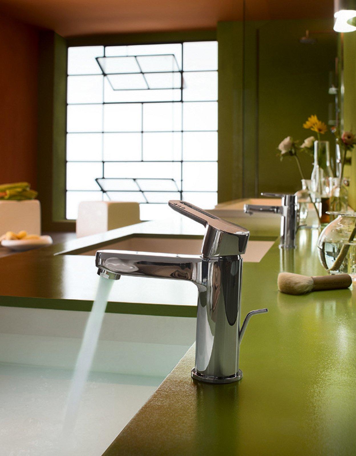 Risparmiare acqua ecco i rubinetti giusti cose di casa - Nobili rubinetterie bagno ...
