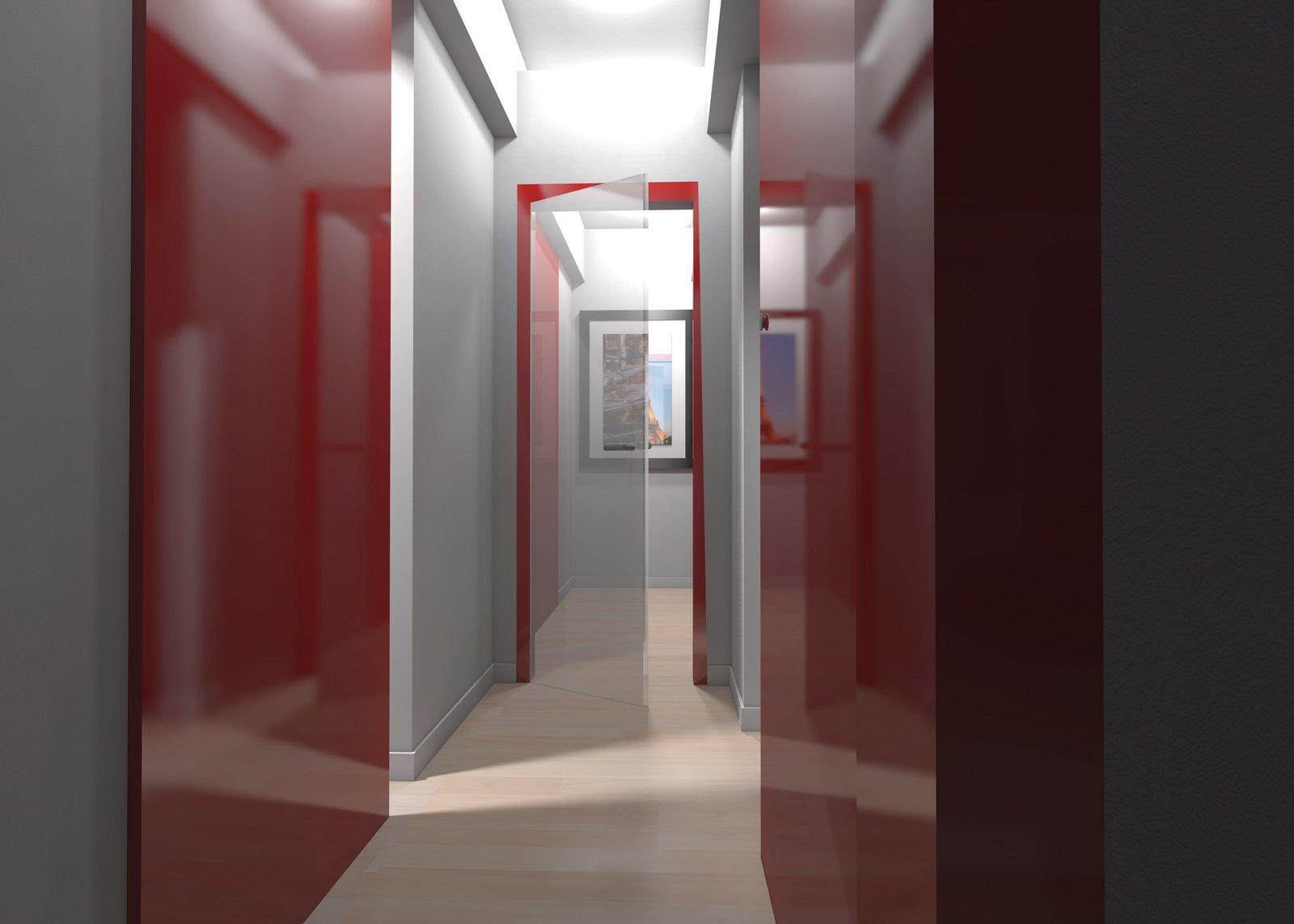 Due cabine armadio in pi e la doccia in camera cose di casa for 2 piani di cabina di ceppi di storia