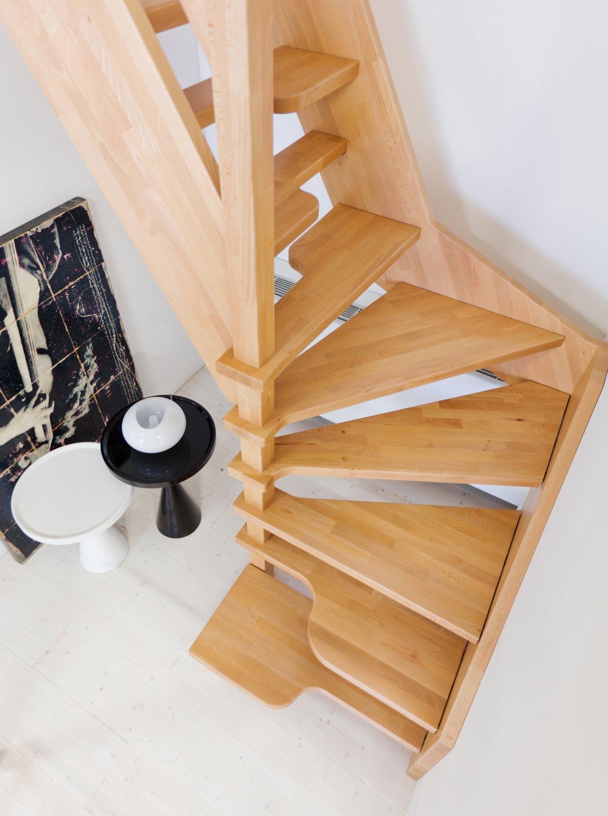Comprare una scala prefabbricata cose di casa - Scale a chiocciola salvaspazio ...