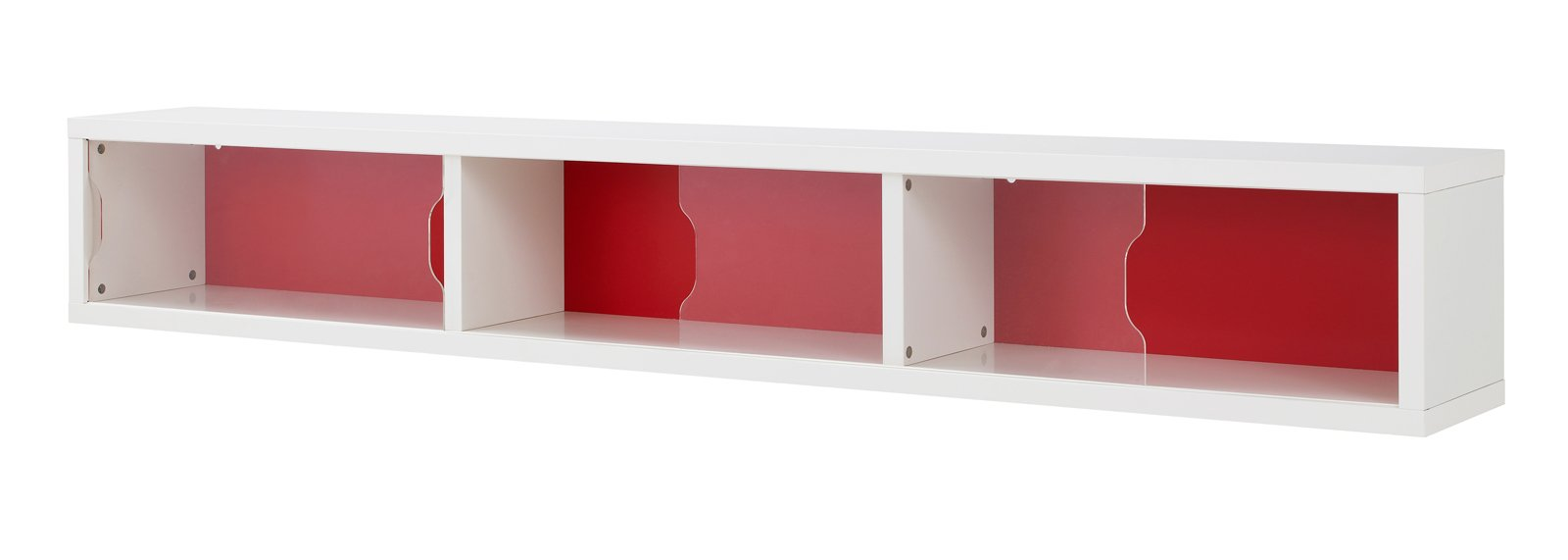 Ravviviamo con il rosso cose di casa - Mobile bagno rosso ikea ...