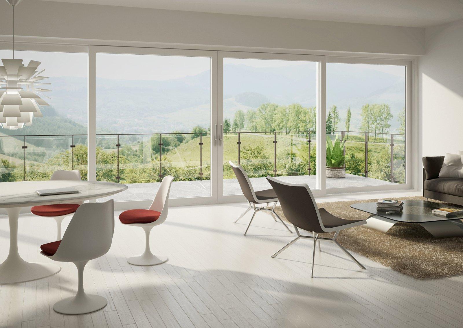 Finestra quale materiale preferire cose di casa - Finestre con vetrocamera ...