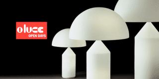 Oluce, design in vendita straordinaria