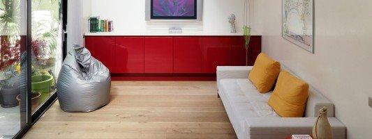 Loft idee su come arredare l 39 appartamento cose di casa for 2 piani di casa garage per auto
