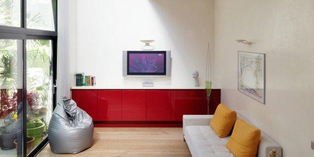 Loft idee su come arredare l 39 appartamento cose di casa for Piani garage con appartamento un livello