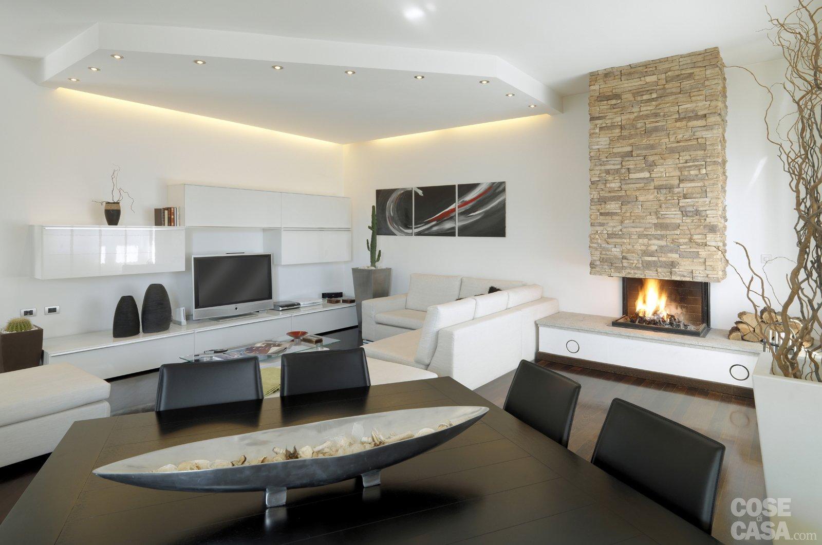 Separare con il controsoffitto cose di casa for Prezzi per rivestire un divano