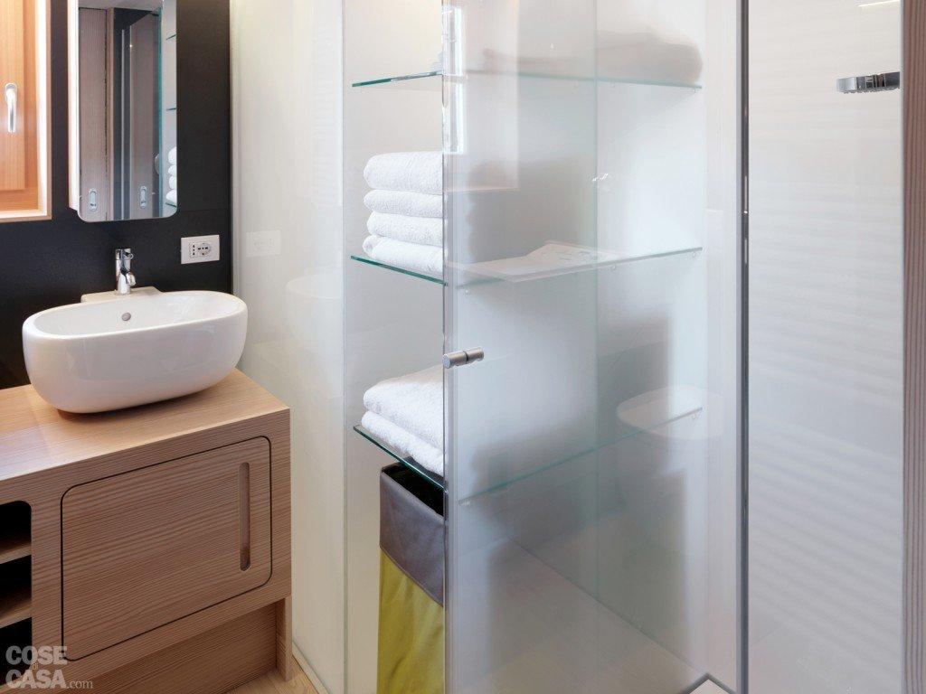 Casa di montagna sfruttata al centimetro cose di casa - Come lucidare una vasca da bagno opaca ...