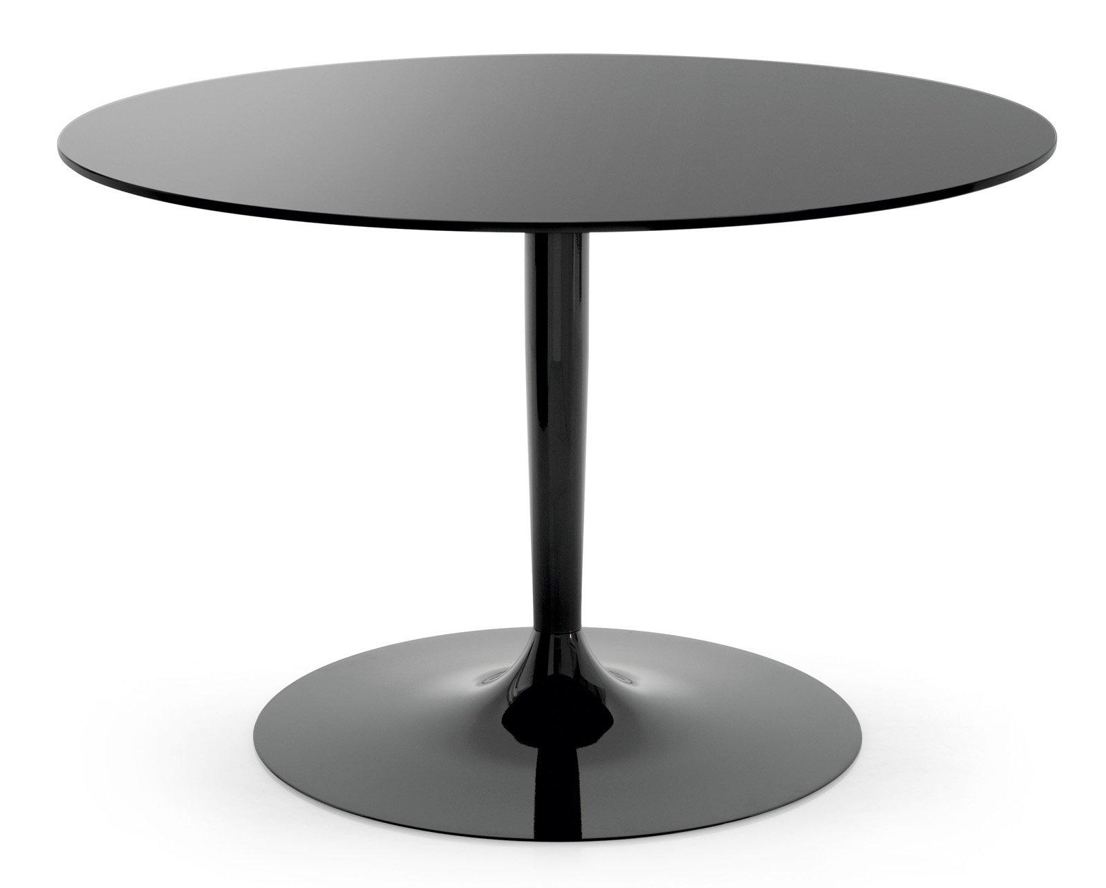 tavoli: tondo è bello, a volte salvaspazio - cose di casa - Tavolo Cucina Rotondo