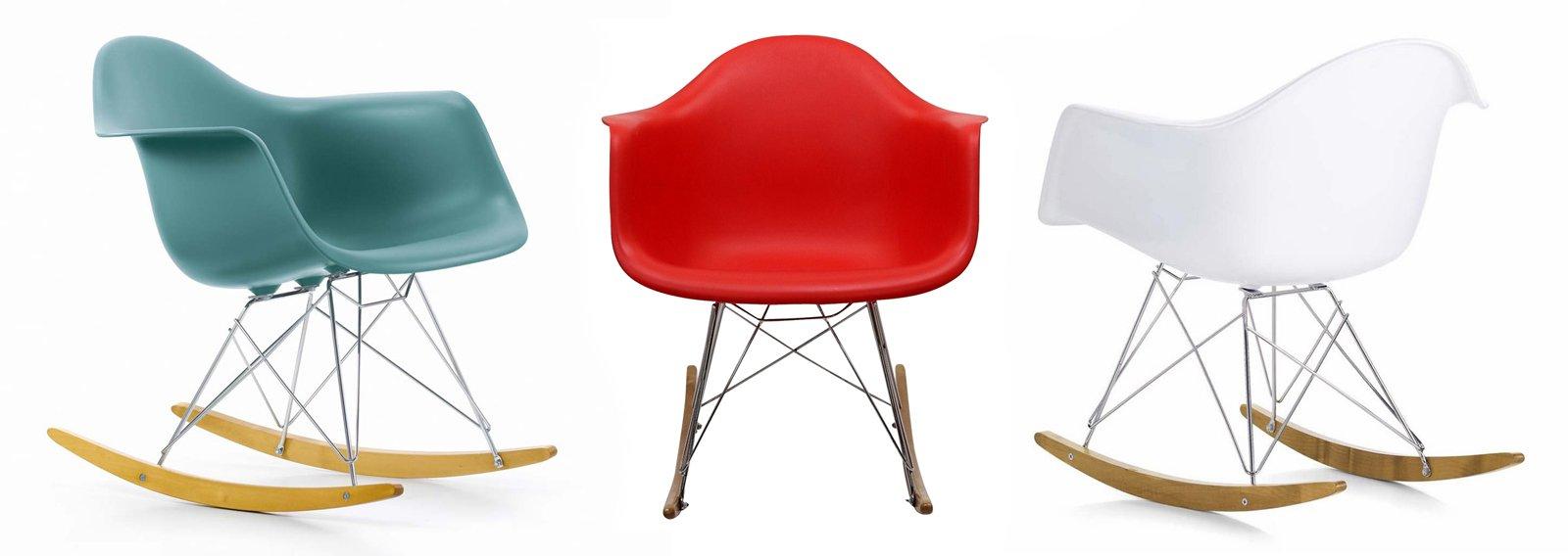 Sedie a dondolo ritorno dal passato cose di casa - Sedia a dondolo design ...