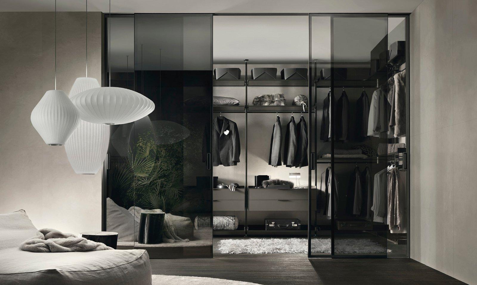 Cabine armadio soluzione trendy cose di casa - Foto moderne dressing ...