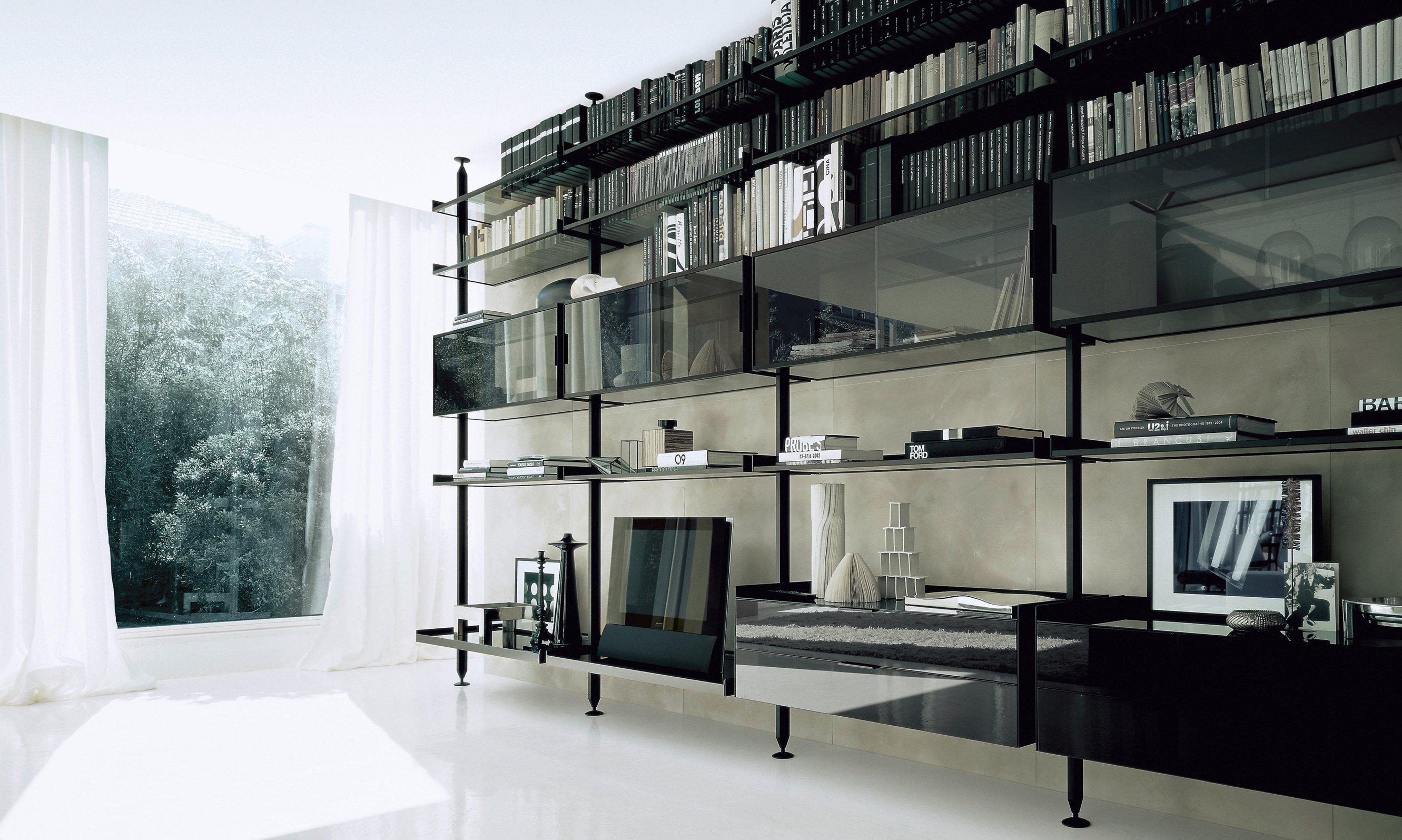 Rimadesio zenit libreria cose di casa - Rimadesio mobili ...