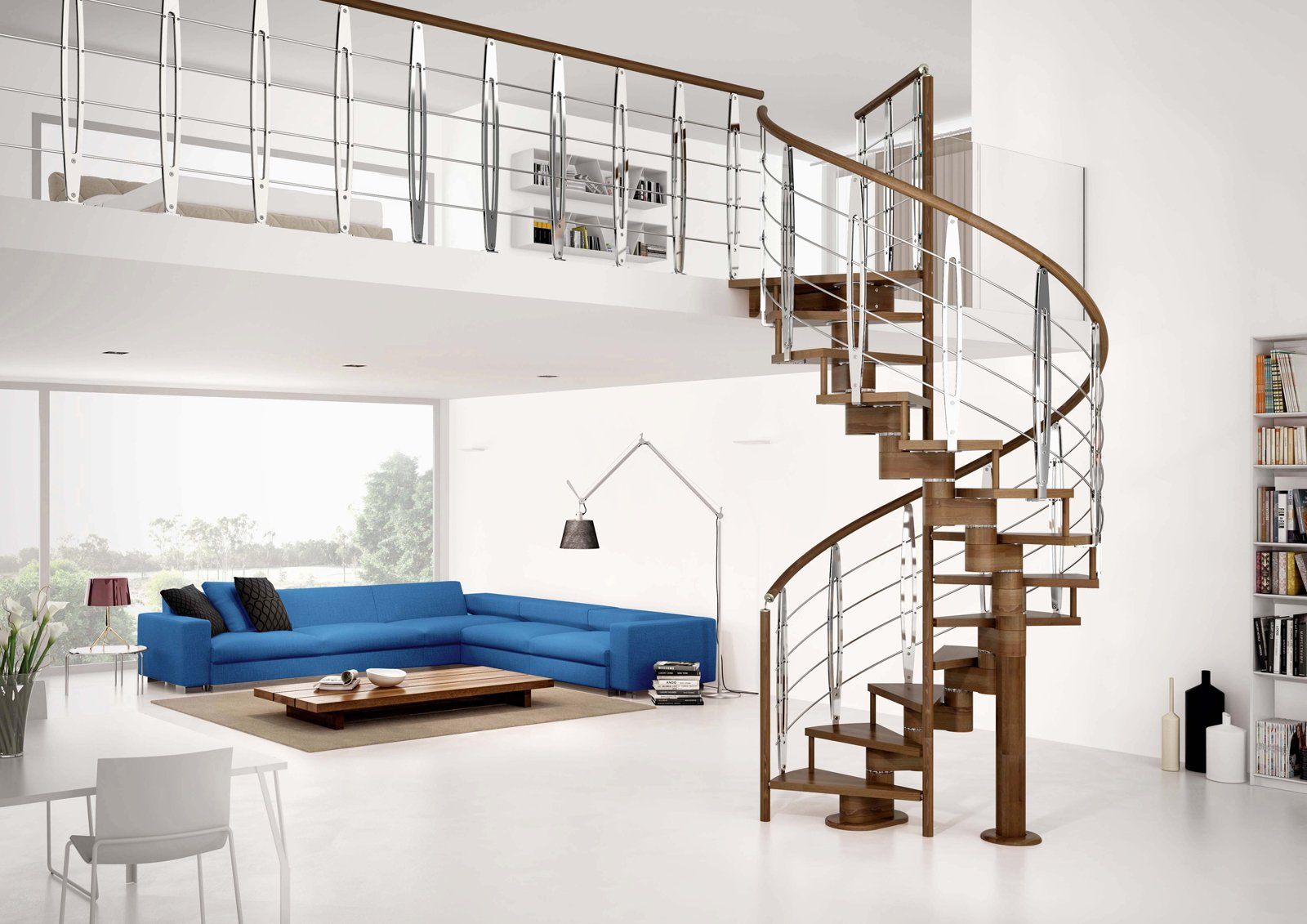 Comprare una scala prefabbricata cose di casa - Casa in acciaio prezzo ...