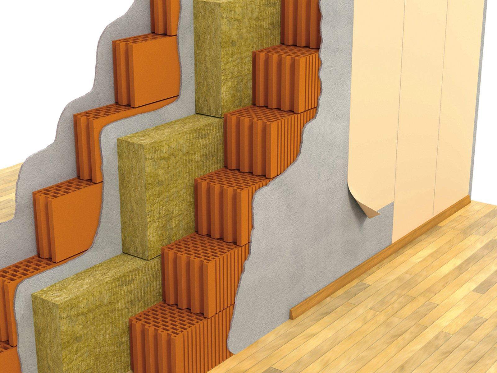 Casa moderna roma italy isolante termico pareti interne - Isolamento termico dall interno ...
