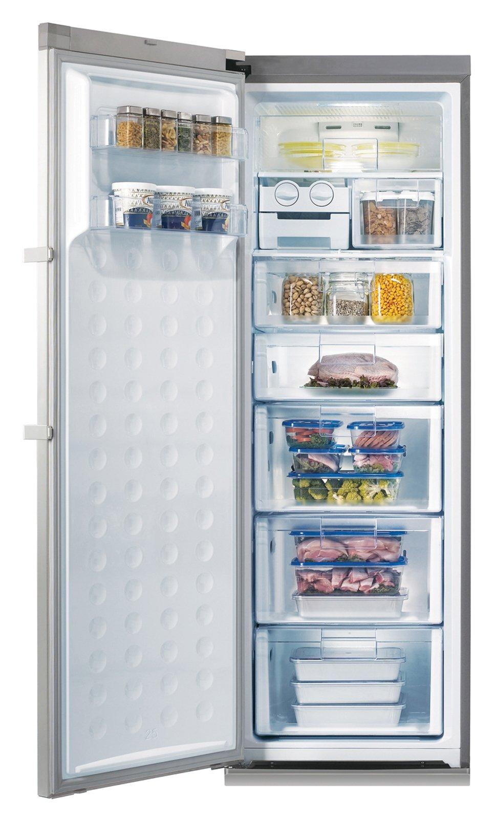 Congelatori da affiancare al frigo cose di casa - Temperatura freezer casa ...