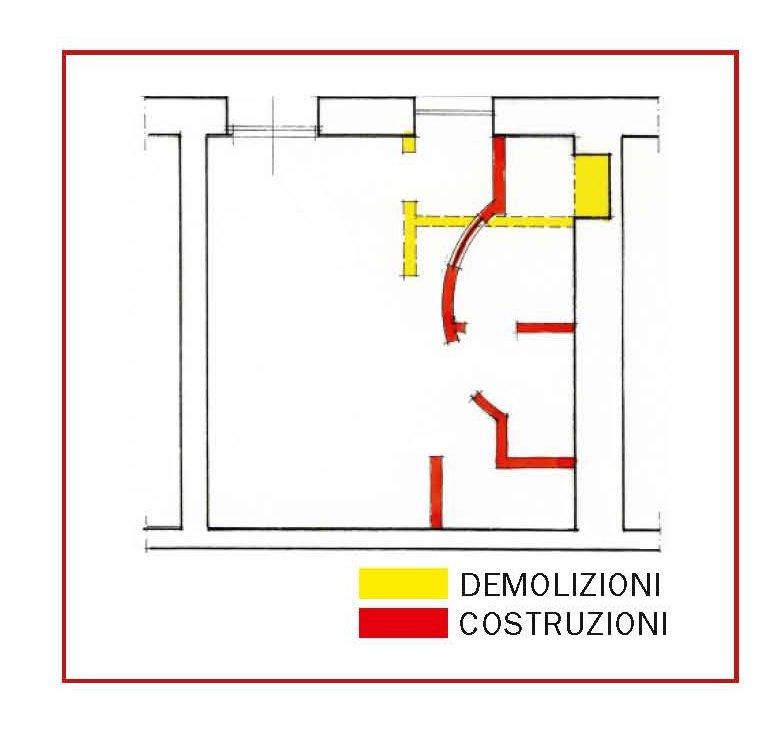 Monolocale di 25 mq con soluzioni salvaspazio cose di casa for Pianta del pavimento con dimensioni