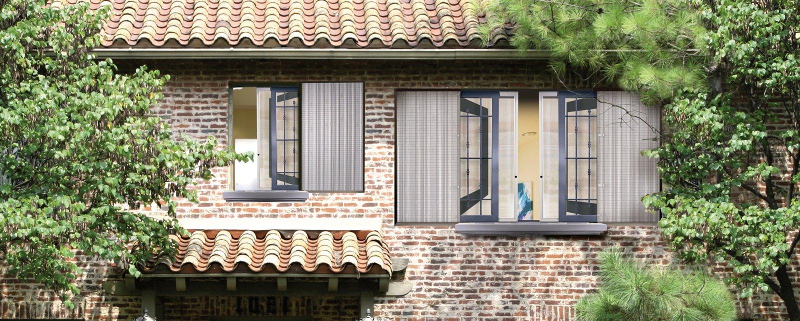 Tapparelle persiane e inferriate per aperture pi sicure cose di casa - Inferriate mobili per finestre ...